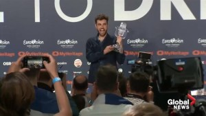 Netherlands Eurovision winner says 'dream came true'