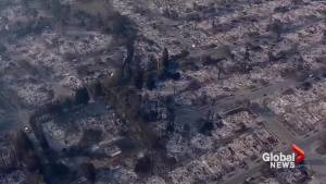 Wildfires spread throughout northern California, hundreds reported missing