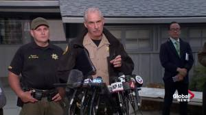 'Nothing to indicate' California shooting was terrorist related: police