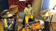 Play video: 8-year-old drummer playing Led Zepplin cover is taking over the internet