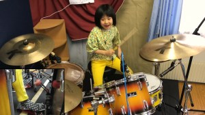 8-year-old drummer playing Led Zepplin cover is taking over the internet