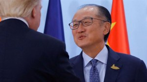World Bank's Kim announces early exit to join private sector
