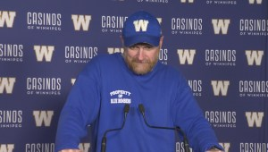 RAW: Blue Bombers Mike O'Shea – Aug. 22