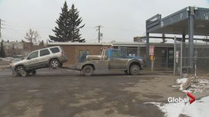 Towing charges for stolen pickup truck called 'excessive'