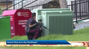 Shot fired in northeast Calgary on Wednesday
