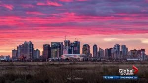 Edmonton's skyline changing as new buildings grow taller