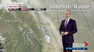 Edmonton Weather Forecast: Sunday, Jan. 14