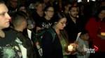 Vigils held as mourners remember victims of Las Vegas shooting