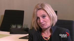 Rachel Notley in B.C. to sell Kinder Morgan pipeline project