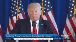 Analyzing Trump's response to Charlottesville