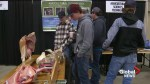 Lethbridge career fair attracts hundreds of southern Alberta high school students