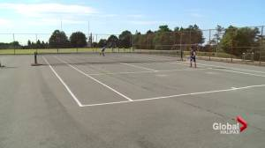 Online petition circulating to save Fort Needham tennis courts