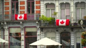 Some Canadians spend Remembrance Day in Belgium in 2018