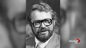 Iconic B.C. broadcaster Rafe Mair dies