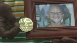 6-year-old finds Olympian's stolen 1992 gold medal