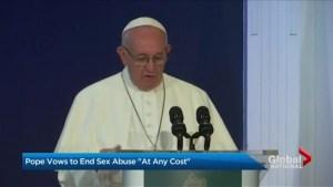 Pope Francis Ireland visit overshadowed be sex abuse revelations