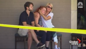 Police in Nashville on the hunt for alleged hatchet killer