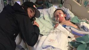 B.C. family seeks crowdfunding support as child fights for his life