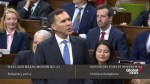 Federal Budget 2019: Conservatives drown out Morneau with chants of 'let her speak'
