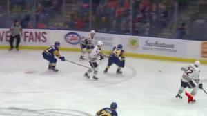 Saskatoon Blades fall 4-1 to Kamloops Blazers