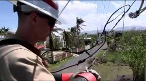 Trump affiliate gets $300M to rebuild Puerto Rico's power grid