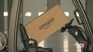 New Amazon warehouse facility to open in southern Alberta