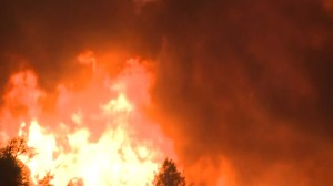 New wildfire erupts in California, triggers mandatory evacuations