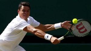 Milos Raonic loses Wimbledon; inspires future generations