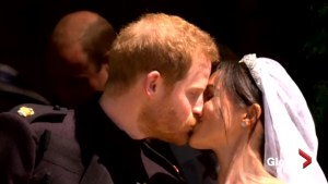 One year anniversary of Prince Harry and Meghan Markle's wedding