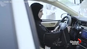 Saudi women issued their first driving licenses