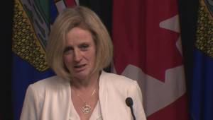 Raw: Notley on impact of Alberta carbon tax