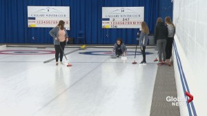 Curling back in Calgary high schools after 2-decade absence