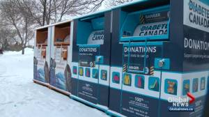 Charities look to make donation bins safer after tragedy in B.C.