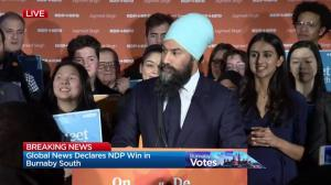 Jagmeet Singh and his dream of running for Prime Minister coming true