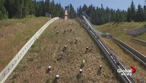 Red Bull 400 race takes place in Whistler