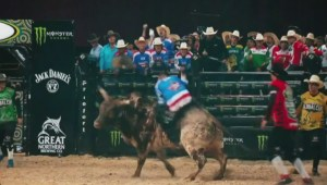 Bull Riders come to Prospera Place