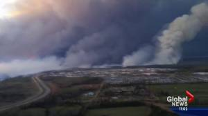 Fort McMurray wildfire evacuation order continues to expand
