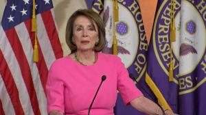 Pelosi calls Trump a 'master of distraction'