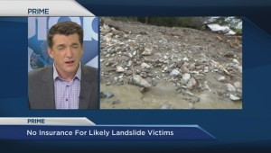 Likely landslide victims receive no government help