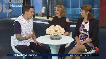 a962ffad37a WATCH ABOVE  Montreal chef Danny Smiles joins Global s Andrea Howick and  Kim Sullivan to talk about his career