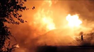 More than 20 firefighters battle intense house blaze in Surrey