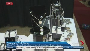Signatures Craft Show & Sale: Interchangeable accessories