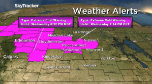 Saskatoon morning weather outlook: Feb. 13