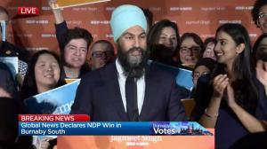 Jagmeet Singh: 'Canadians are working hard but falling behind'