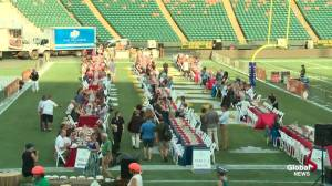 5th annual Feast on the Field at Commonwealth Stadium (04:13)