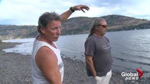 Did a Kelowna man capture Ogopogo on video?