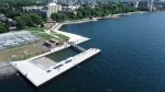 A recap of the unveiling of the new Breakwater Park Gord Edgar Downie Memorial Pier