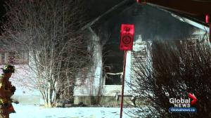 1 person dead, others in hospital after fire at Edmonton home for adults with disabilities
