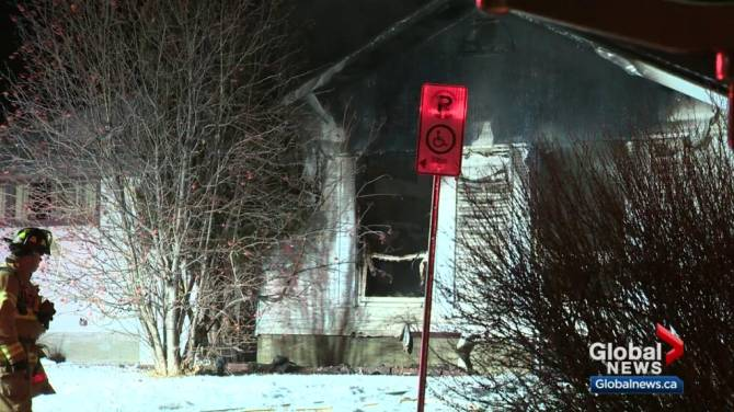 1 Person Dead 3 In Hospital After Fire At Edmonton Home