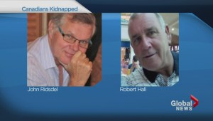 2 Canadians among group abducted from resort in Philippines